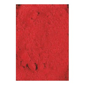 037 - Rosso di Cadmio chiaro autentico 120g