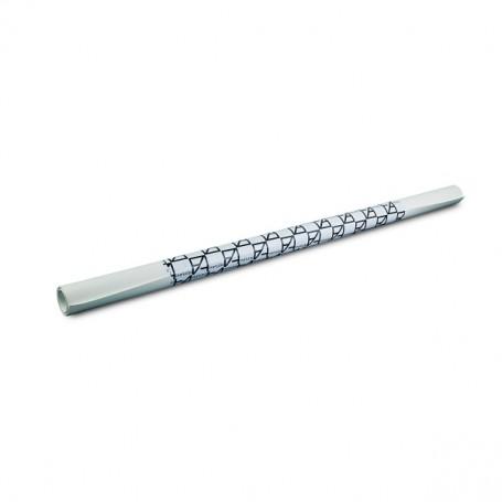 Rotolo - bianco opaco - 1 x 10 m - 120g/mq