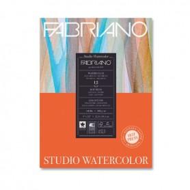 Fabriano Watercolour Studio -  grana satnata 56 x 76 cm 1 foglio