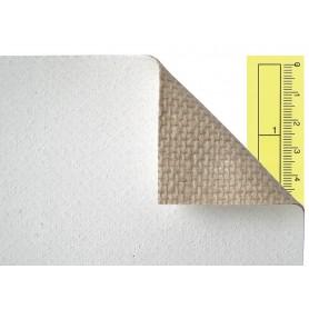 Tela yuta 100% preparata - prezzo al metro lineare - 510 g/mq - altezza 210 cm