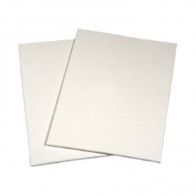Cartone telato Standard 18x24 - tela risvoltata sul bordo