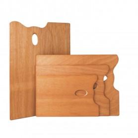 Tavolozza di legno (rettangolare) Mabef M/R 20x30