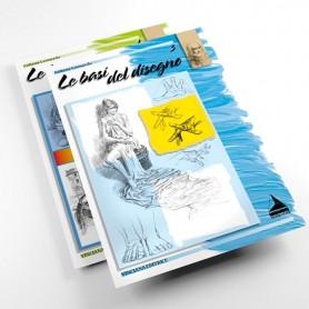 Le basi del disegno - Collana Leonardo Album N. 3