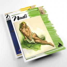 Album Collana Leonardo Nudi ad olio n. 7