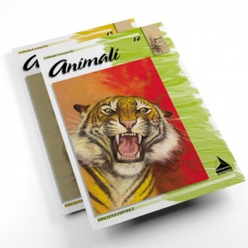 Album Collana Leonardo Animali n. 12