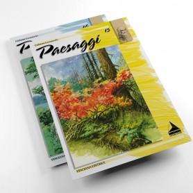 Album Collana Leonardo Paesaggi n. 15