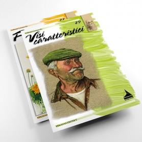 Album Collana Leonardo Visi caratteristici n. 29