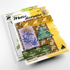 Album Collana Leonardo Motivi decorativi n. 40