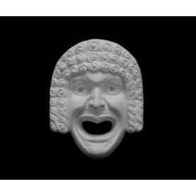 Maschera romana di teatro (C) - 103g