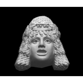 Maschera romana di teatro (B) - 102g