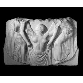 Nascita di Afrodite dal mare - Rilievo - 109a