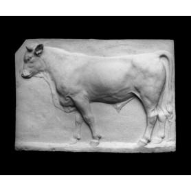 Formella con toro - 183a