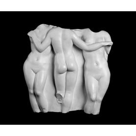 Le tre grazie - Rilievo - 189a